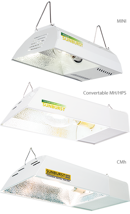 Sunburst Self-contained High  Intensity Light Systems